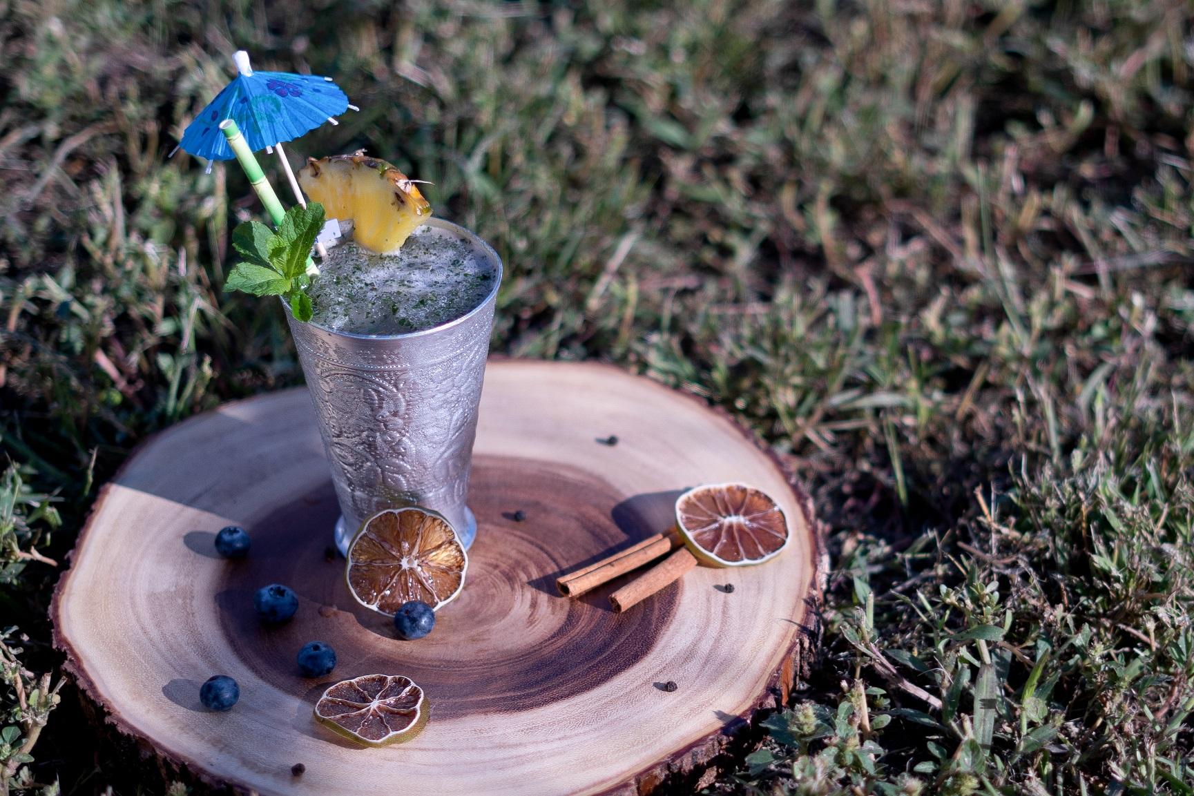 Barecular's Vodka Shikanji