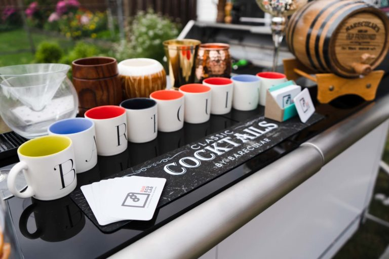 GTA mobile cocktail bar Barrie